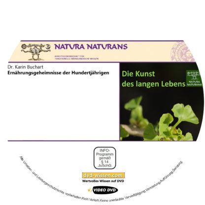 Dr. Karin Buchart: Ernährungsgeheimnisse der Hundertjährigen 1 DVD-Wissen - Experten Know How
