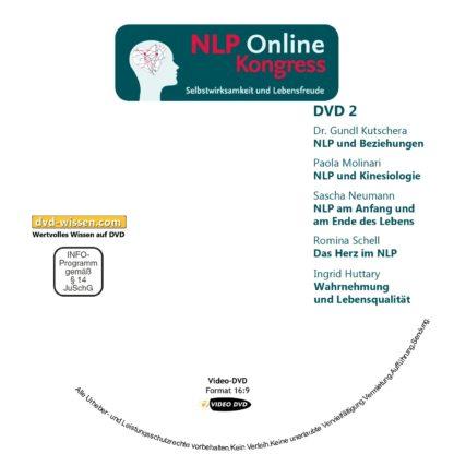 Auswahl-Paket NLP-Online-Kongress 2 DVD-Wissen