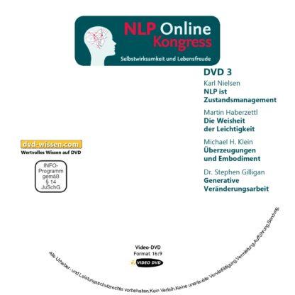 Auswahl-Paket NLP-Online-Kongress 3 DVD-Wissen