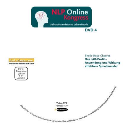 Auswahl-Paket NLP-Online-Kongress 4 DVD-Wissen