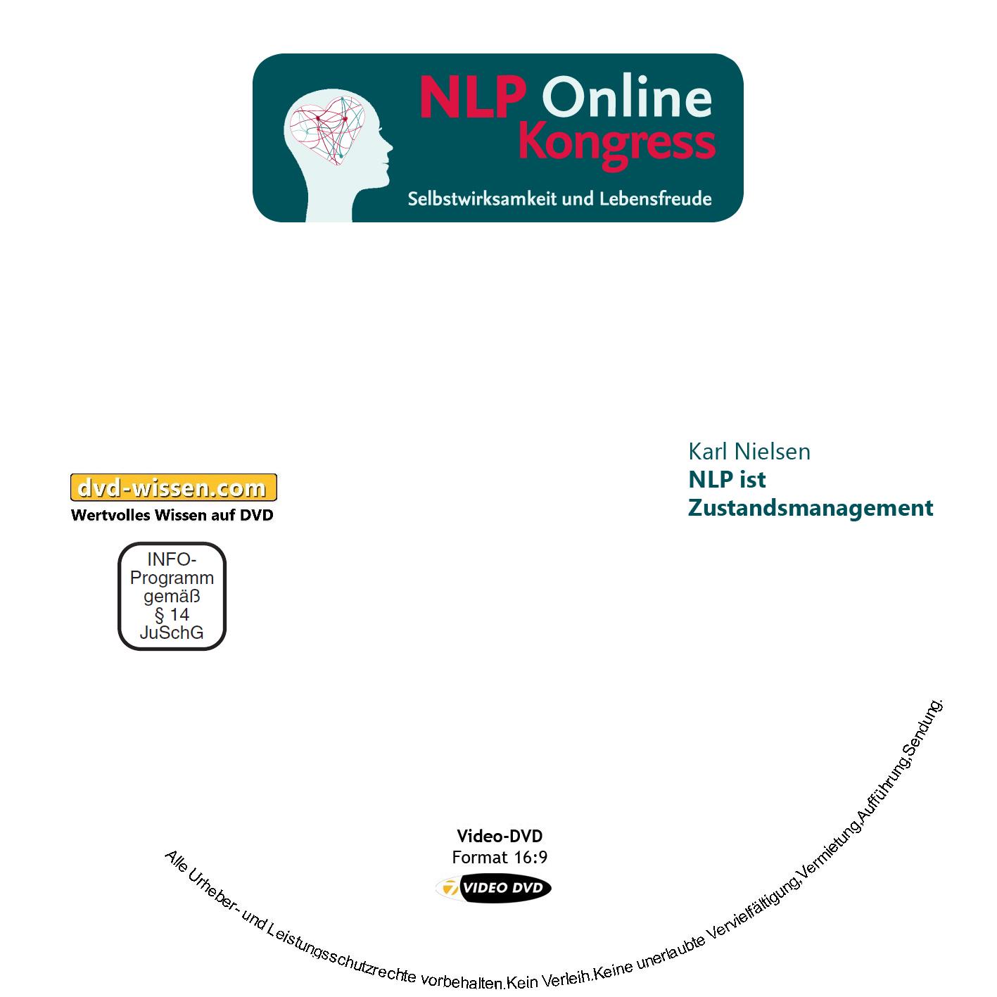 Karl Nielsen: NLP ist Zustandsmanagement