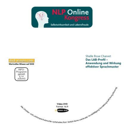 Shelle Rose Charvet: Das LAB-Profil - Anwendung und Wirkung effektiver Sprachmuster 1 DVD-Wissen - Experten Know How