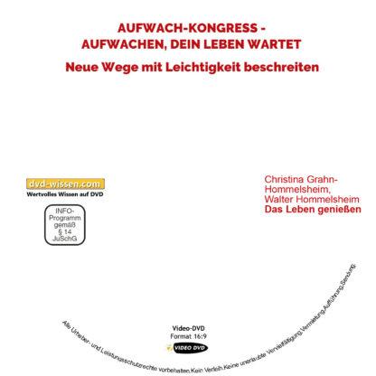 Christina Grahn-Hommelsheim und Walter Hommelsheim: Das Leben genießen 1 DVD-Wissen - Experten Know How