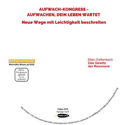 Marc Kettenbach: Das Gesetz der Resonanz 1 DVD-Wissen - Experten Know How