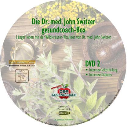 Dr. med. John Switzer: Schlaf, Kindergesundheit, Selbstheilung, Diabetes 2 DVD-Wissen - Experten Know How
