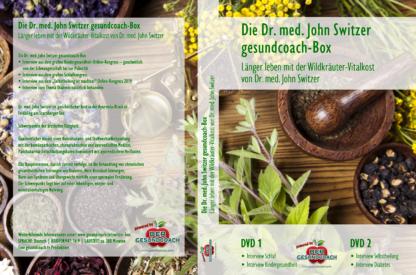 Dr. med. John Switzer: Schlaf, Kindergesundheit, Selbstheilung, Diabetes 3 DVD-Wissen - Experten Know How