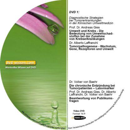 Komplettpaket der Tagung der EUROPAEM e.V. 2014: Onkologie und Klinische Umweltmedizin - Von der Wissenschaft in die Praxis 1 DVD-Wissen - Experten Know How