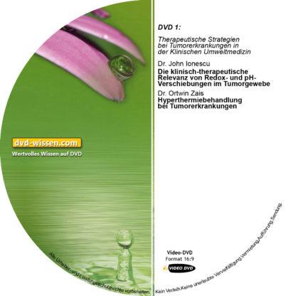 Komplettpaket der Tagung der EUROPAEM e.V. 2014: Onkologie und Klinische Umweltmedizin - Von der Wissenschaft in die Praxis 7 DVD-Wissen - Experten Know How