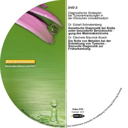 Komplettpaket der Tagung der EUROPAEM e.V. 2014: Onkologie und Klinische Umweltmedizin - Von der Wissenschaft in die Praxis 2 DVD-Wissen - Experten Know How