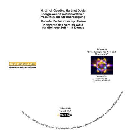 Komplettpaket vom Samstag des Kongresses Freie Energie für Welt und Menschheit 2014 2 DVD-Wissen - Experten Know How