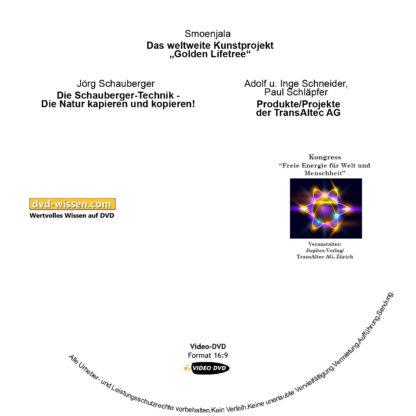 Komplettpaket vom Sonntag des Kongresses Freie Energie für Welt und Menschheit 2014 1 DVD-Wissen - Experten Know How