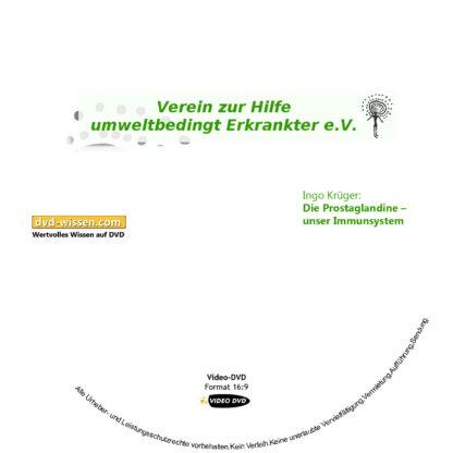 Ingo Krüger: Die Prostaglandine – unser Immunsystem 1 DVD-Wissen - Experten Know How
