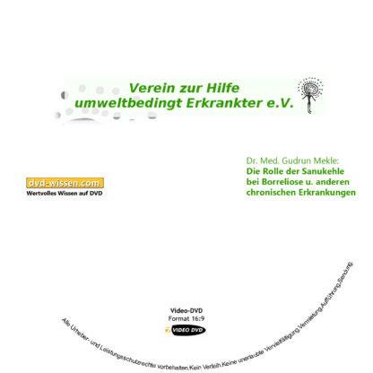 Dr. med. Gudrun Mekle: Die Rolle der Sanukehle bei Borreliose u. anderen chronischen Erkrankungen 1 DVD-Wissen - Experten Know How