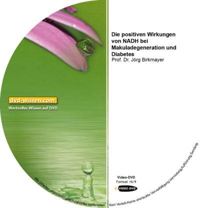 Prof. Dr. Jörg Birkmayer: Die positiven Wirkungen von NADH bei Makuladegeneration und Diabetes