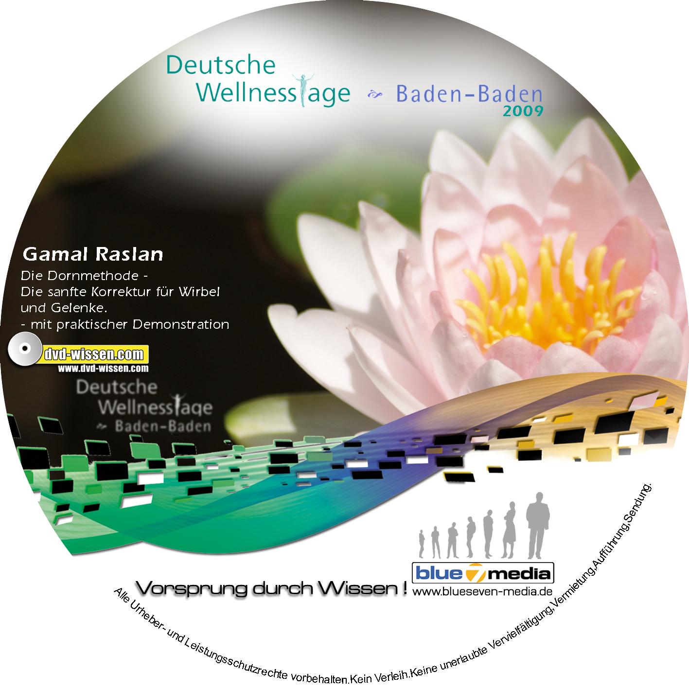 Gamal Raslan: Die Dorn-Methode - die sanfte Korrektur für Wirbel und Gelenke. Mit praktischer Demonstration