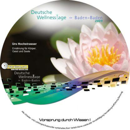 Urs Hochstrasser: Ernährung für Körper, Geist und Seele 1 DVD-Wissen - Experten Know How