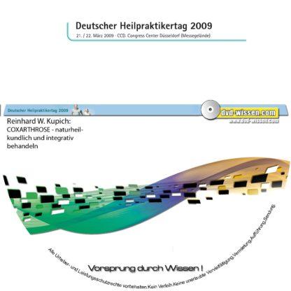 Reinhard Kuppich: Coxarthrose naturheilkundlich behandeln 1 DVD-Wissen - Experten Know How