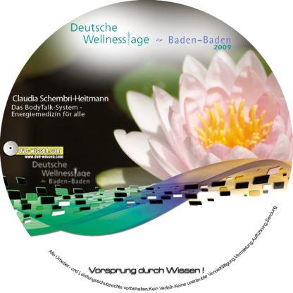 Claudia Schembri-Heitmann: Das BodyTalk-System - Energiemedizin für alle 1 DVD-Wissen - Experten Know How