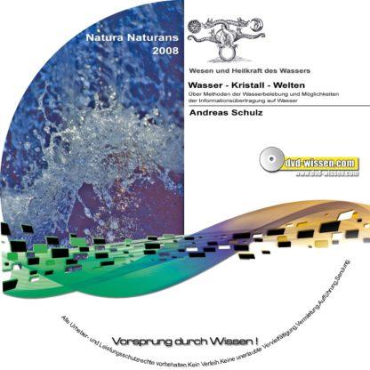Andreas Schulz: Wasser - Kristall - Welten 1 DVD-Wissen - Experten Know How