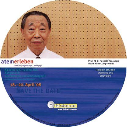 Komplett-Paket (5 Vorträge und Podiumsdiskussion) vom Atem-Kongress 2008 3 DVD-Wissen - Experten Know How