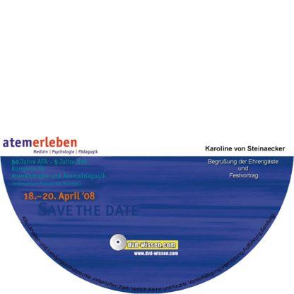 Komplett-Paket (5 Vorträge und Podiumsdiskussion) vom Atem-Kongress 2008 5 DVD-Wissen - Experten Know How