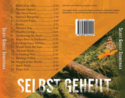 Selbst Geheilt - Der Soundtrack (auch als Meditationsmusik geeignet) - AUDIO-CD 2 DVD-Wissen - Experten Know How