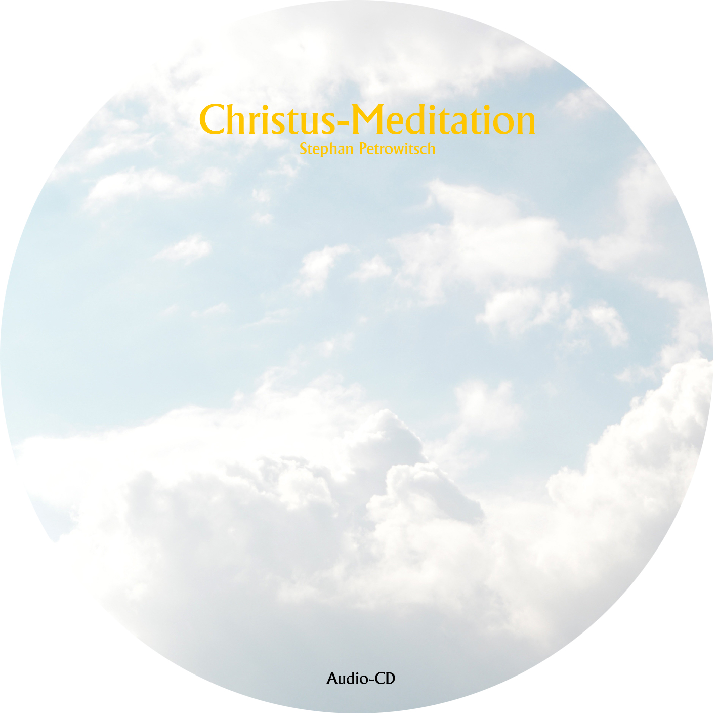 Stephan Petrowitsch: Christus-Meditation 1 DVD-Wissen - Experten Know How