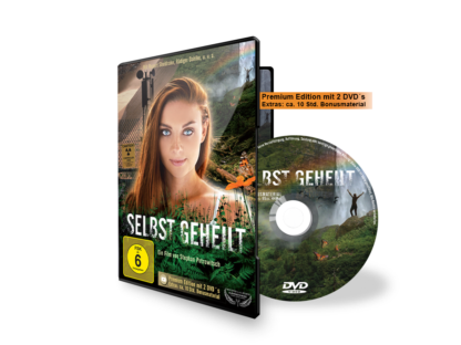 Selbst Geheilt - Die Gesundheits(R)evolution - Film mit Bonusmaterial 1 DVD-Wissen - Experten Know How