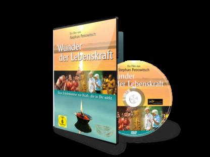 Wunder der Lebenskraft - eine Erlebnisreise zur Kraft die in uns wirkt 1 DVD-Wissen - Experten Know How