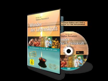 Wunder der Lebenskraft - Eine Erlebnisreise zur Kraft die in uns wirkt - mit Bonusmaterial 1 DVD-Wissen - Experten Know How