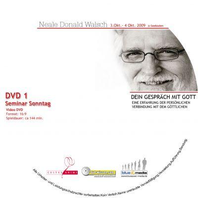 Neale Donald Walsch: Satsang und Tagesworkshop, Seeboden