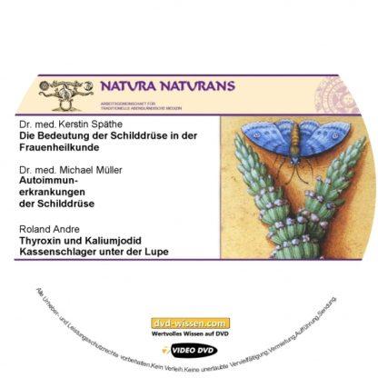 """Komplettsatz des Symposiums """"Schilddrüsen-Gesundheit"""""""