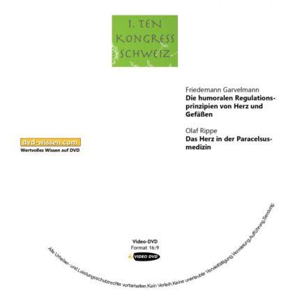 Komplettsatz des 1. TEN-Kongresses, Solothurn (CH), 2014