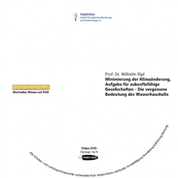 Jörg Schauberger: Der prägende Einfluss Walter Schaubergers auf die Umwelt-, Wasser- und Implosionsforschung