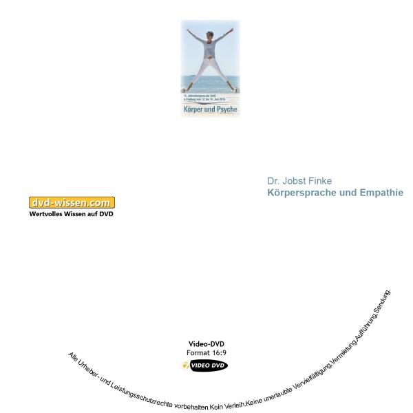 Dr. Jobst Finke: Körpersprache und Empathie