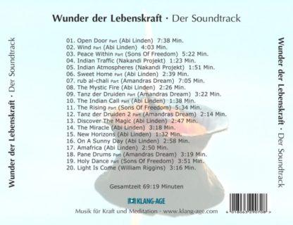 Wunder der Lebenskraft - Der Soundtrack