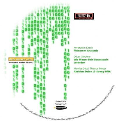 Goodbye Matrix 1 - Komplettpaket des Online-Kongress aus dem Jahr 2016