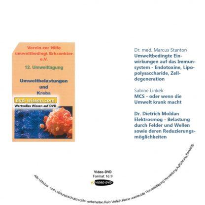 Dr. John G. Ionescu, Dr. rer. nat. Hartmut Fischer, Sabine Linek, Dr. Dietrich Moldan, Marcus Stanton: Komplettpaket der 12. Umwelttagung des VHUE e.V.