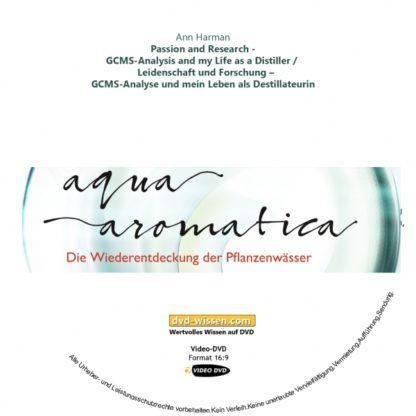 "Komplettpaket des Kongresses ""Aqua Aromatica"" (Ann Hartmann, Berthold Heusel, Susanne Fischer-Rizzi, Dr. med. vet. Alexandra Nadig, Maria Rosaria Belgiorno)"
