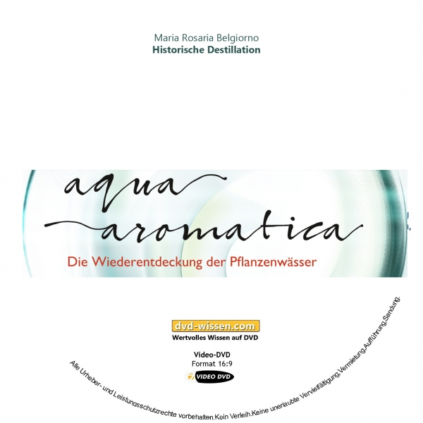 Maria Rosaria Belgiorno: Historische Destillation
