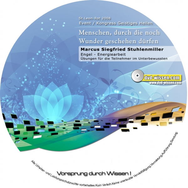 Marcus Siegfried Stuhlenmiller: Engel-Energiearbeit