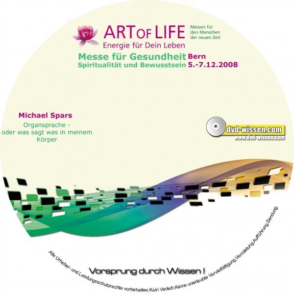 Michael Spars: Organsprache - oder was sagt was in meinem Körper